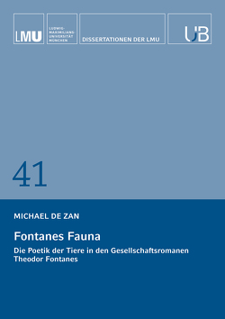 Fontanes Fauna von de Zan,  Michael