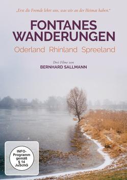 FONTANES WANDERUNGEN: ODERLAND – RHINLAND – SPREELAND von Sallmann,  Bernhard