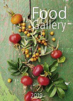 Food Gallery – Kalender 2019 von Weingarten