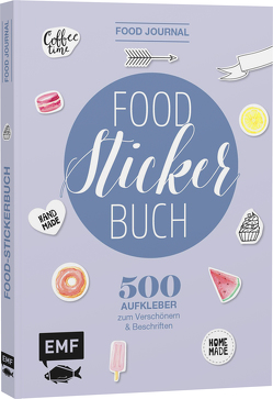 Food Journal – Das Food-Stickerbuch