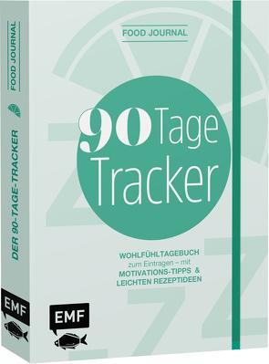 Food Journal – Der 90-Tage-Tracker von Hörner,  Mara, Ohrmann,  Ralf, Weckerle,  Michael, Wiedemann,  Christina