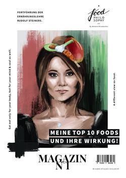 Food Philosophy Magazin von Melanie,  Brombacher