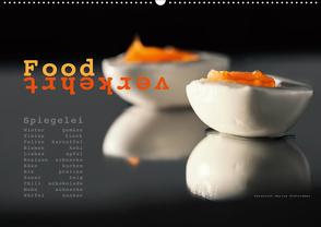 Food verkehrt (Wandkalender 2021 DIN A2 quer) von Kraetschmer,  Marion