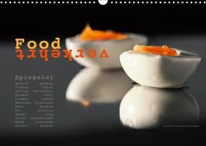 Food verkehrt (Wandkalender 2021 DIN A3 quer) von Kraetschmer,  Marion