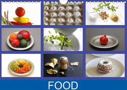 Food (Wandkalender 2021 DIN A4 quer) von Jaeger,  Thomas