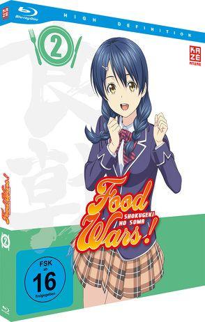 Food Wars! – Blu-ray 2 von Yonetani,  Yoshitomo