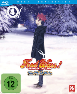 Food Wars! The Third Plate – 3. Staffel – Blu-ray 4 von Yonetani,  Yoshitomo