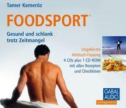 Foodsport von Grauel,  Heiko, Kemeröz,  Tamer, Mau,  Stefanie