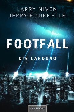 Footfall – Die Landung von Niven,  Larry, Pournelle,  Jerry