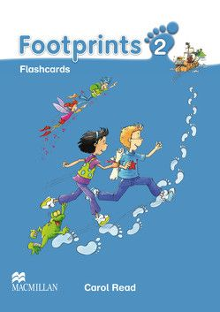 Footprints 2 von MacMillan Education Ltd.