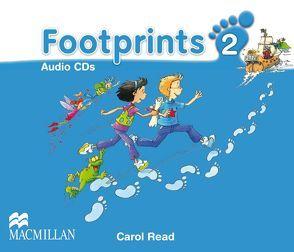 Footprints 2 von Read,  Carol