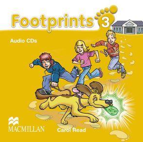 Footprints 3 von Read,  Carol