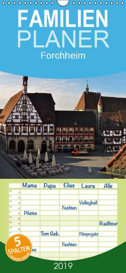 Forchheim – Familienplaner hoch (Wandkalender 2019 , 21 cm x 45 cm, hoch) von Dyban,  Pavlo