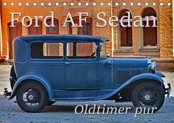 Ford AF Sedan (Tischkalender 2019 DIN A5 quer) von Laue,  Ingo