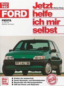 Ford Fiesta von Korp,  Dieter, Korp,  Harald-Alexander, Korp,  Katalin