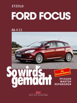 Ford Focus ab 4/11 von Etzold,  Rüdiger