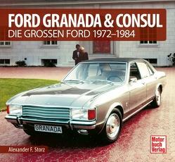 Ford Granada & Consul von Storz,  Alexander F.