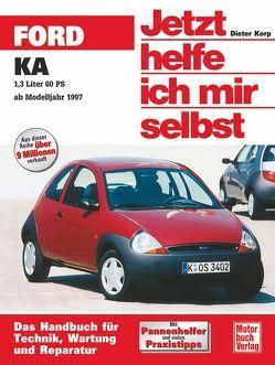 Ford Ka von Korp,  Dieter