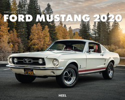 Ford Mustang 2020 von Affrock,  Chris