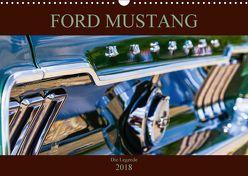 Ford Mustang – Die Legende (Wandkalender 2018 DIN A3 quer) von Schürholz,  Peter