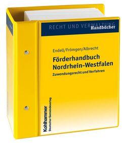Förderhandbuch Nordrhein-Westfalen von Albrecht,  Frank, Endell,  Hanns-Lothar, Frömgen,  Peter