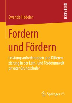 Fordern und Fördern von Hadeler,  Swantje