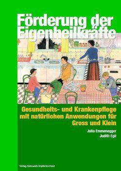 Förderung der Eigenheilkräfte von Emmenegger,  Julia