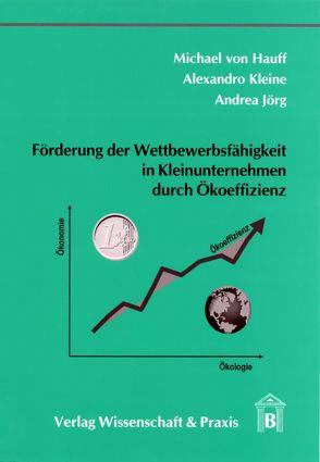 Förderung der Wettbewerbsfähigkeit in Kleinunternehmen durch Ökoeffizienz von Hauff,  Michael von, Jörg,  Andrea, Kleine,  Alexandro