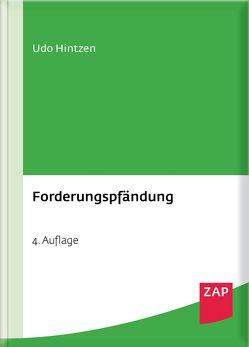 Forderungspfändung von Hintzen,  Udo