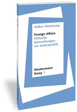 Foreign Affairs von Steinkamp,  Volker