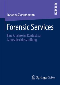 Forensic Services von Zwernemann,  Johanna