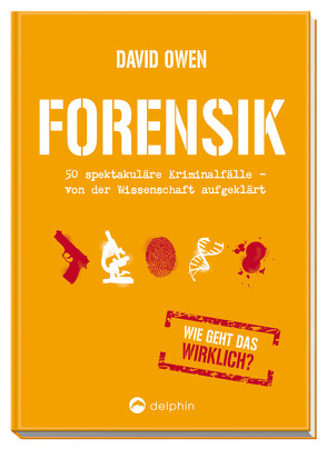 Forensik von Burgess,  Richard, Owen,  David, von Stuckrad,  Kocku