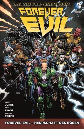 Forever Evil – Herrschaft des Bösen von Johns,  Geoff