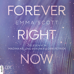 Forever Right Now von Marter,  Inka, Scott,  Emma