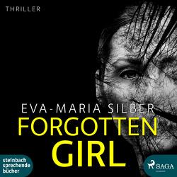Forgotten Girl von Adjei,  Claudia, Silber,  Eva-Maria
