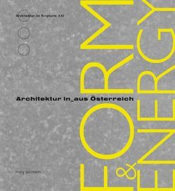 Form & Energy von Kapfinger,  Otto, Stiller,  Adolph