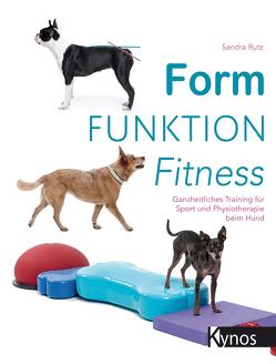 Form Funktion Fitness von Rutz,  Sandra
