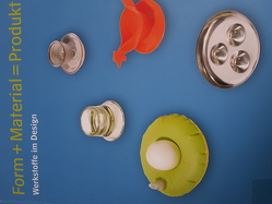 Form + Material = Produkt von Ehlers,  Sieke, Schepers,  Wolfgang