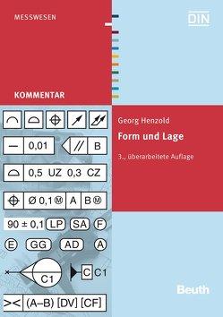 Form und Lage von Henzold,  Georg