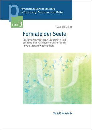 Formate der Seele von Burda,  Gerhard