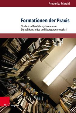 Formationen der Praxis von Schruhl,  Friederike