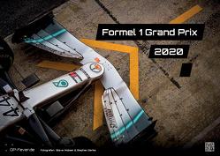 Formel 1 | Grand Prix 2020 – Kalender – Format: DIN A3 | Motorsport