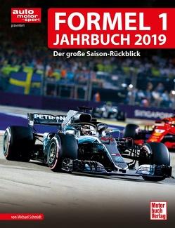 Formel 1-Jahrbuch 2019 von Schmidt,  Michael
