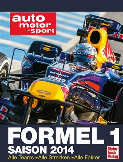 Formel 1 – Saison 2014 von Schmidt,  Michael