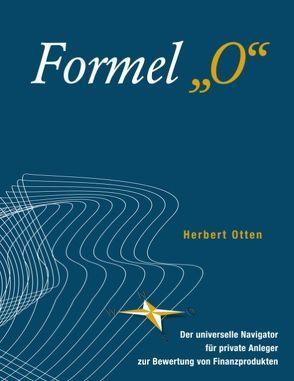 """Formel """"O"""" von Otten,  Herbert"""