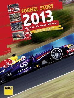 Formel Story 2013 von Krone,  Lars, Pajung,  Stefan