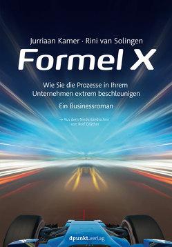 Formel X von Dräther,  Rolf, Kamer,  Jurriaan, van Solingen,  Rini
