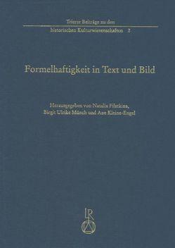 Formelhaftigkeit in Text und Bild von Filatkina,  Natalia, Kleine-Engel,  Ane, Münch,  Birgit Ulrike