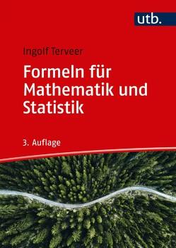 Formeln für Mathematik und Statistik von Terveer,  Ingolf