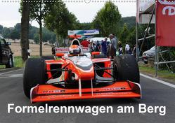 Formelrennwagen am Berg (Wandkalender 2021 DIN A2 quer) von von Sannowitz,  Andreas
